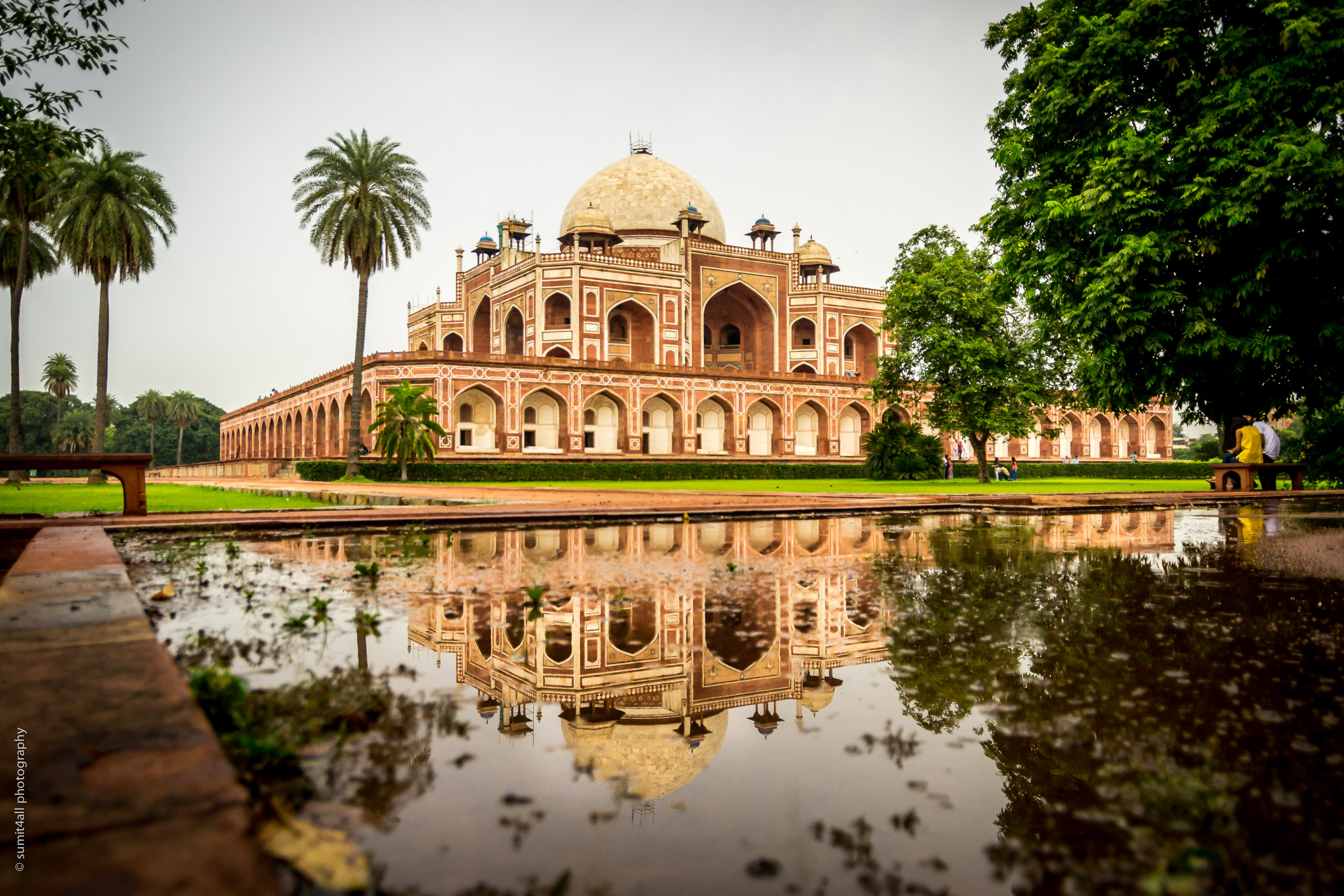 Humayus Tomb – Beauty in my Backyard