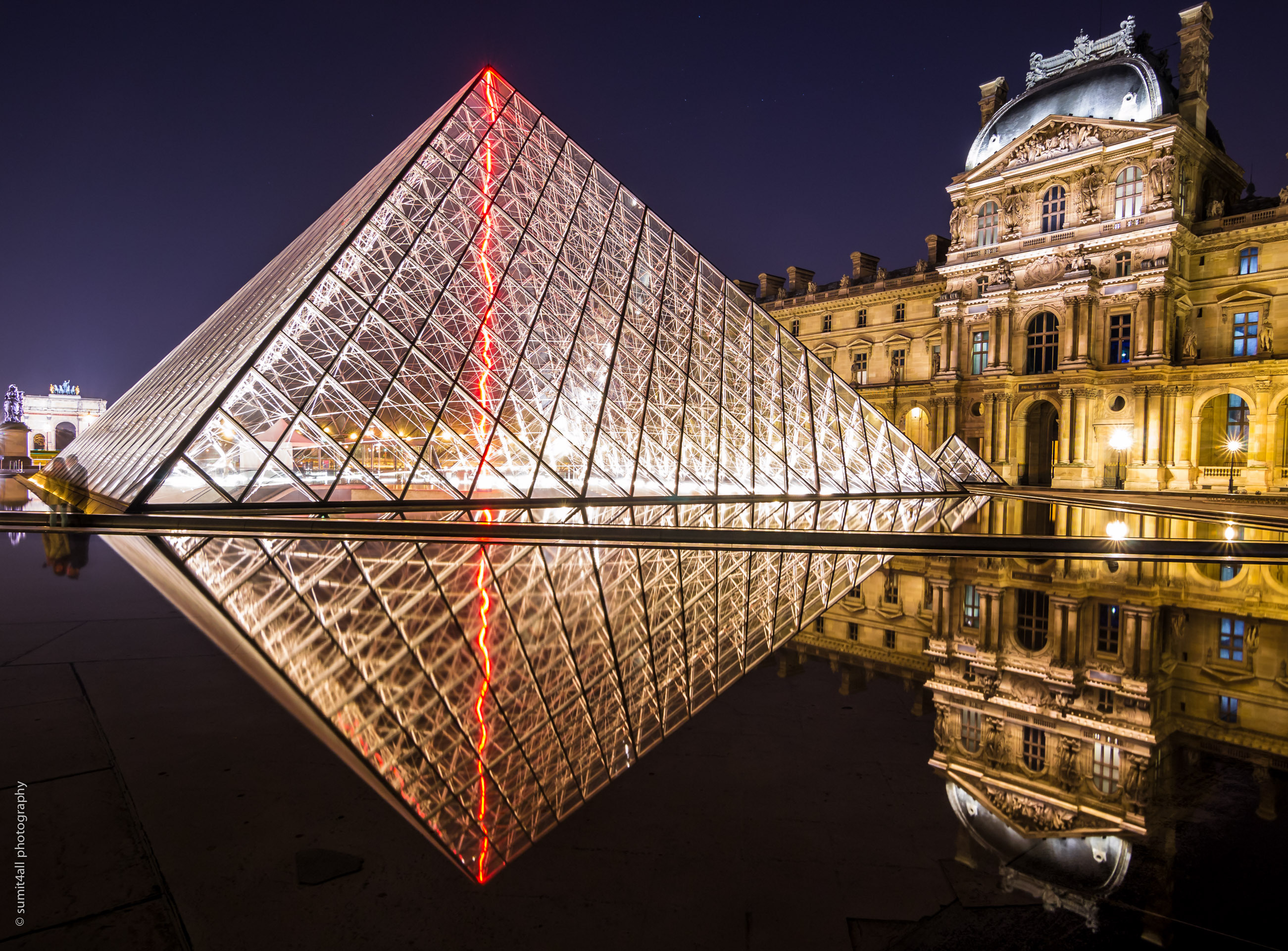 The Beauty and Vastness of the Louvre