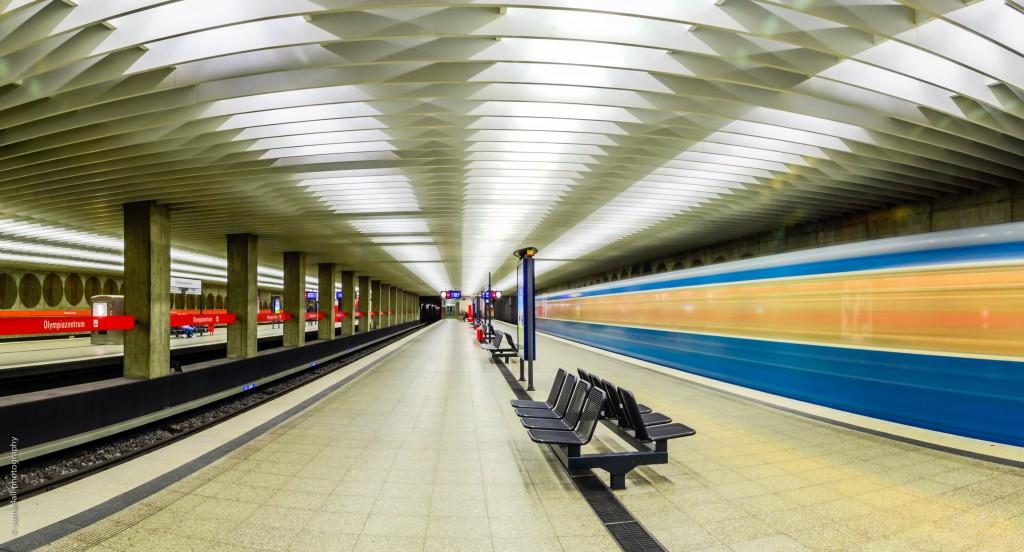 Olympia Zentrum Station