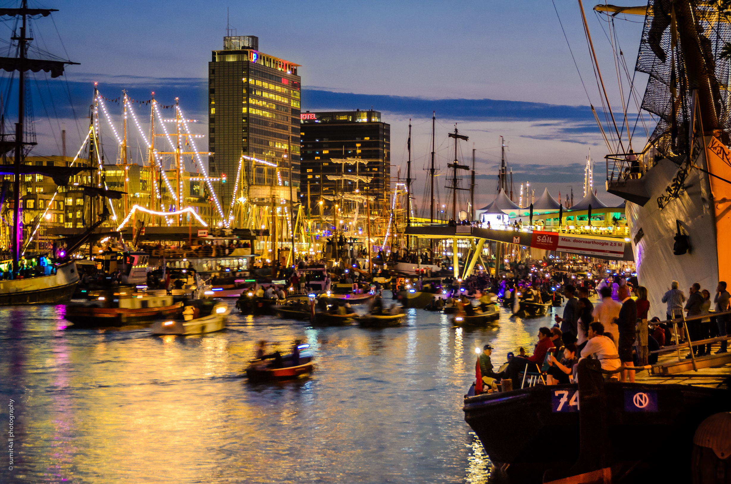 SAIL 2015 in Pictures – About Tall Ships and Maritime Heritage