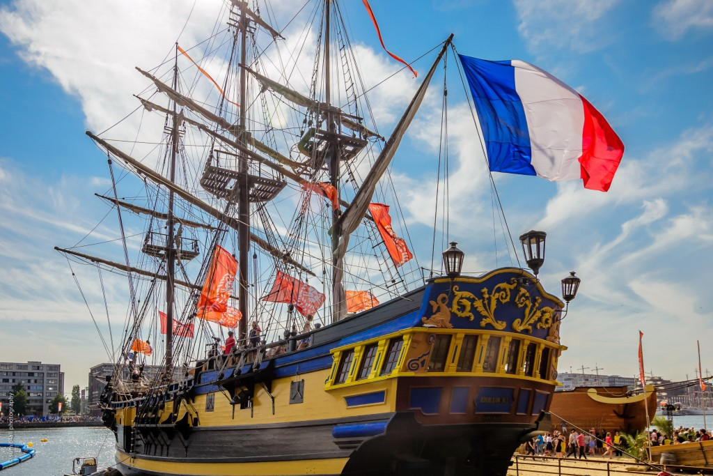 A French Vessel