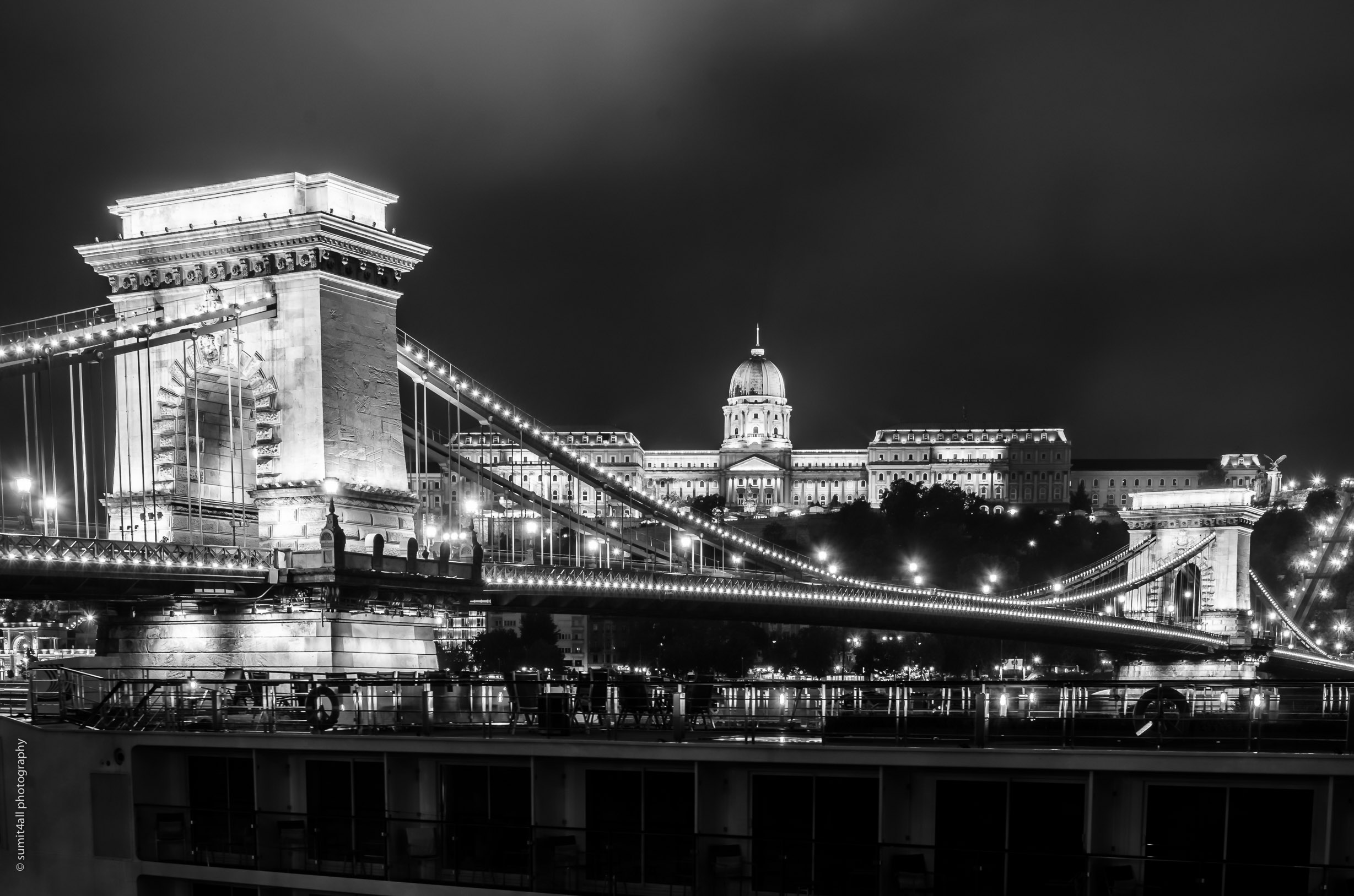 Budapest Beyond Colors (in Monochrome) – A Photo Essay