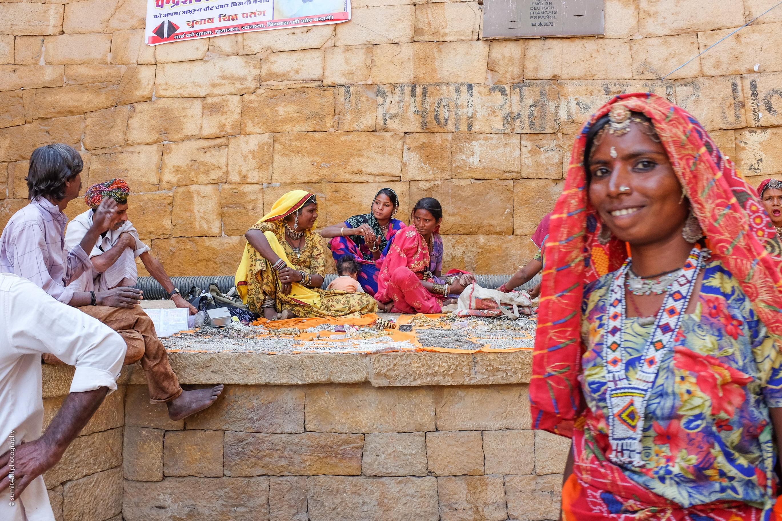 Colors of Desert - Jaisalmer