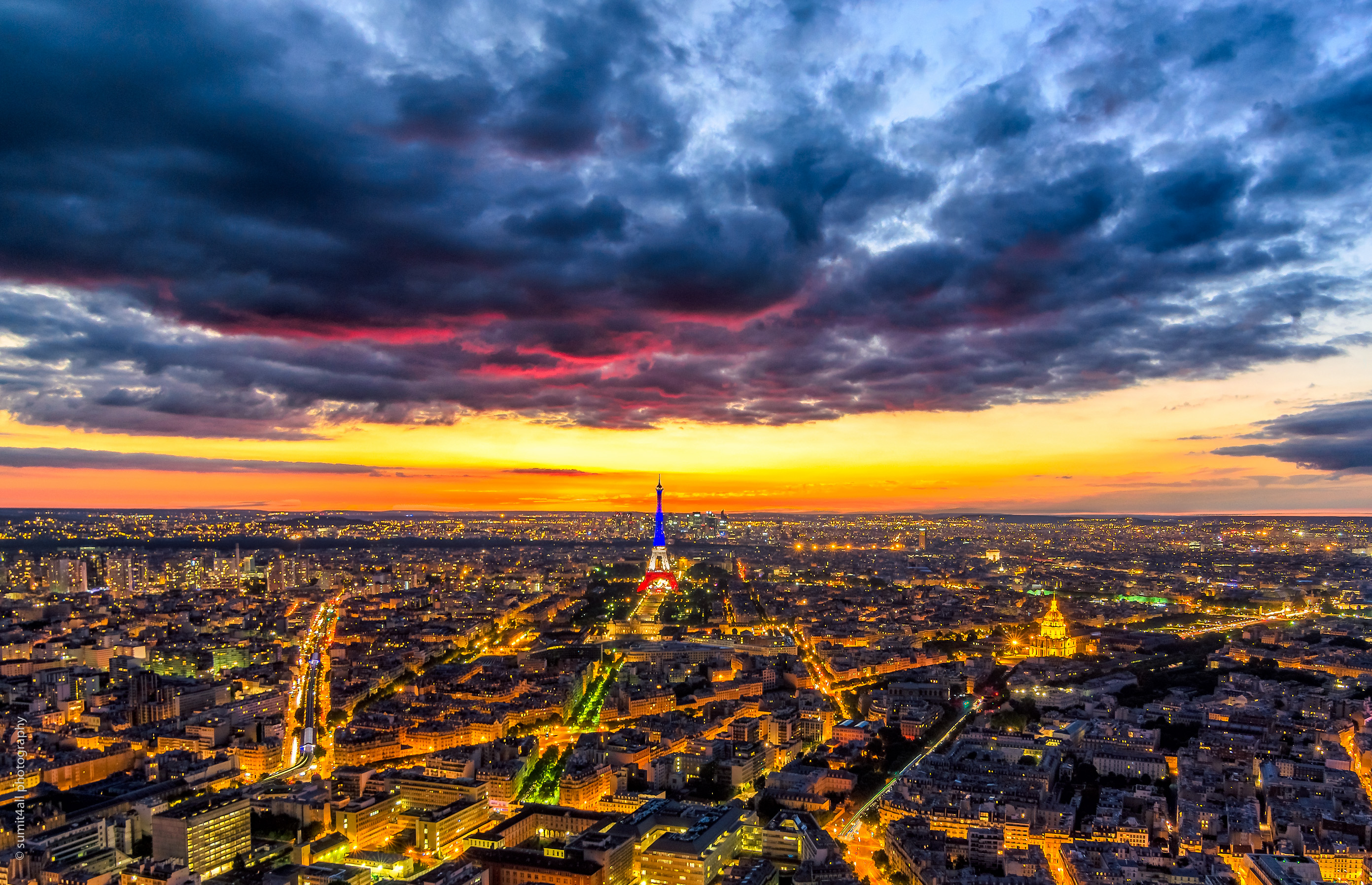 A Storm is Brewing in Paris