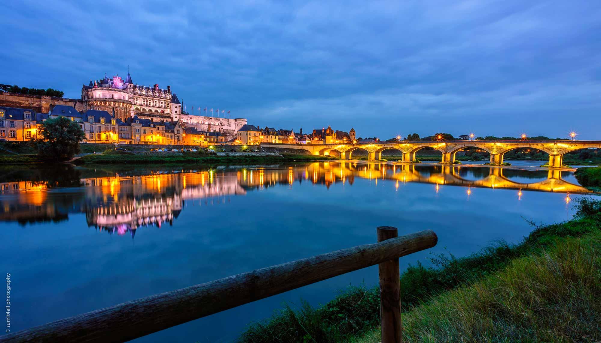 Amboise Castle, Loire Valley, France