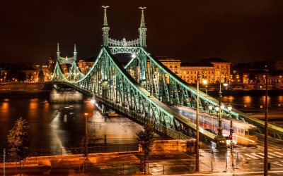 Liberty Bridge in Budapest – A Behind the Scenes How To
