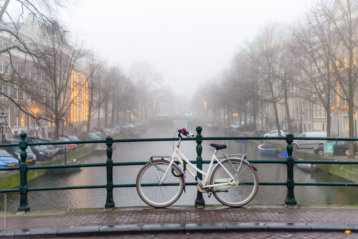 The Humble Bike in Amsterdam