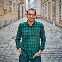 Ahmed – Cairo, Egypt