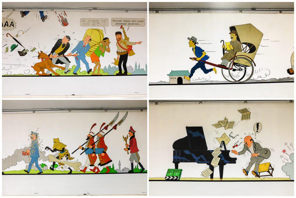 Public Art in Brussels