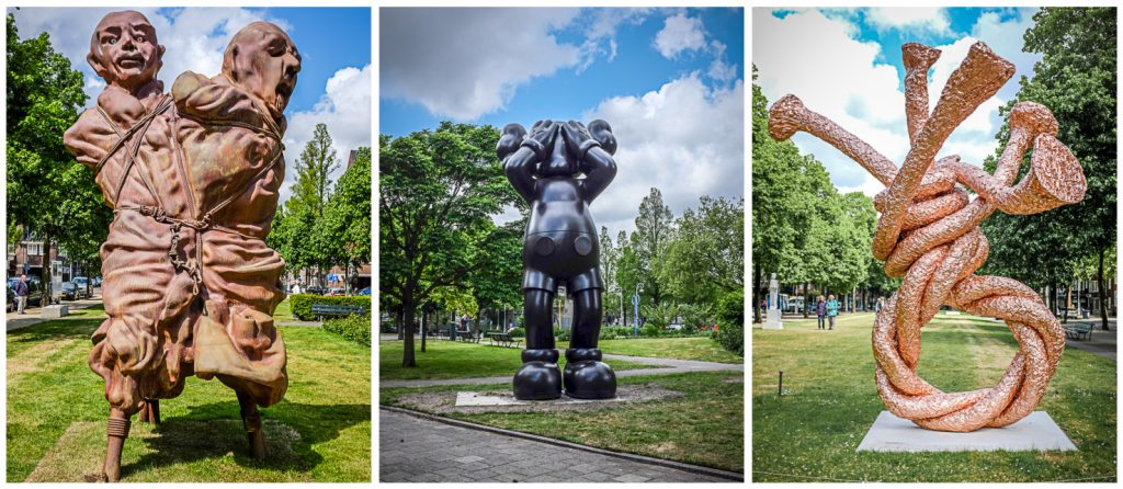 Sculpture Festival in Amsterdam