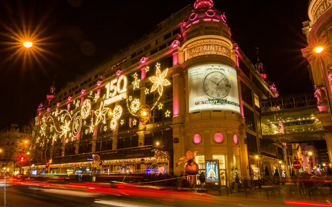 Cities, Business and Shopping – A Perfect Love Affair
