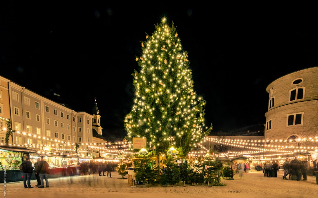The Warmth of Festivities during Christmas Celebrations in Europe
