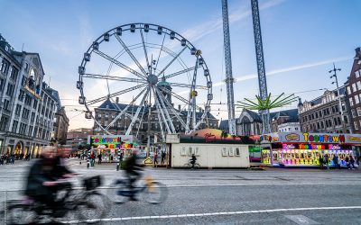 The Significance of Biking in Amsterdam – A Photo Essay