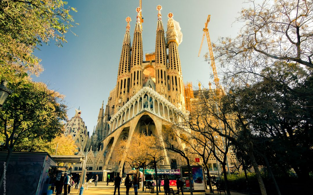The Brilliance of Sagrada Familia in Barcelona (and the Genius of Gaudi) in 10 Photos