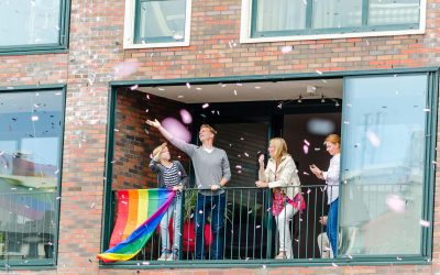 Amsterdam Gay Pride Parade – A Celebration of Dutch Freedom and Diversity