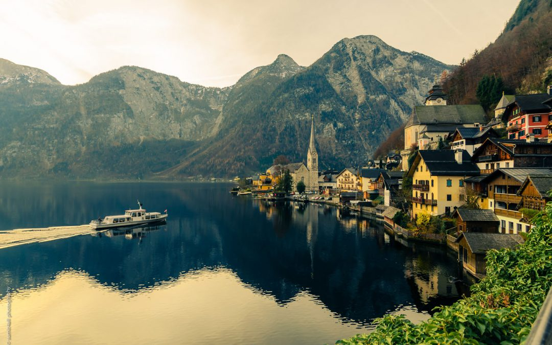7 Photos That Show the Incredible Splendour of the Austrian Alps – from Salzburg, Hallstatt, and Innsbruck