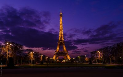 16 Photographs of the Eiffel Tower Which Will Make You Immediately Leave for Paris