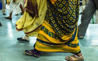 The Feet of Kumbh 2019 – A Photo Essay on the Diversity of the Mela's Pilgrims