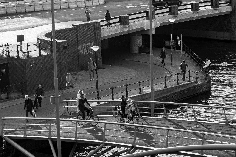 Biking With Children in Amsterdam